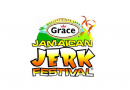 Grace Jamaican Jerk Festival NY;  Food, Music and Culture on Sunday August 25th