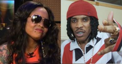 "Vybz Kartel Changed The Title Of New Album ""To Tanesha"" His Baby Mama"