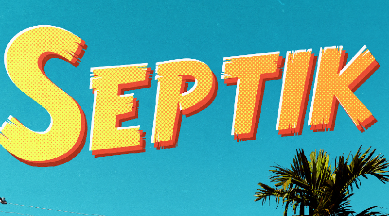 """Producer and DJ Septik just dropped his first EP """"SEPTIK"""""""