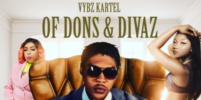 Vybz Kartel's Forthcoming album Of Dons and Divas worthy of a Grammy Nod