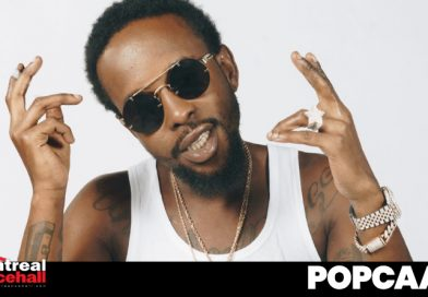 Popcaan Hits REVOLT TV, New EP for Unruly Camp